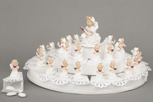 Girls communion favour cake