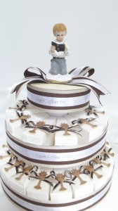 Boy Communion cake