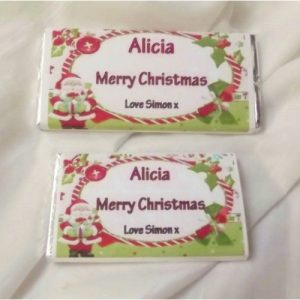 christmas-personalized-chocolate-bar-oval-frame-3-500x500
