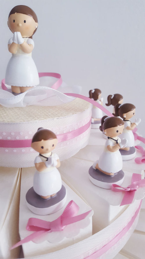 Photo of a Communion Favour Cake that is unique to BBbonbon